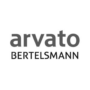 Client Arvato Bertelsmann Logo