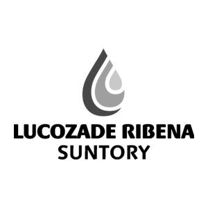 Client Lucozade Ribena Suntory Logo